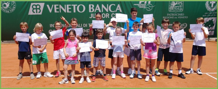 Summercamp Treviso Tennis