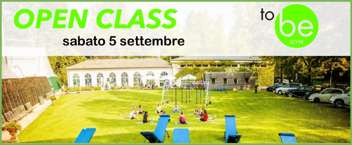Open Day alla palestra To Be Gym di Treviso