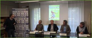 Conferenza stampa all'Eurosporting Treviso per la tappa delle prequalificazioni femminili