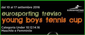 Eurosporting Young Boys Tennis Cup def.