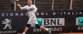 Daniel Rossello ai Campionati Provinciali di Treviso